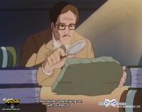 M.A.S.K. cartoon - Screenshot - The Secret Of Life 016