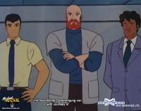 M.A.S.K. cartoon - Screenshot - The Secret Of Life 799
