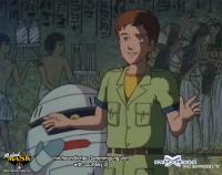 M.A.S.K. cartoon - Screenshot - The Secret Of Life 543