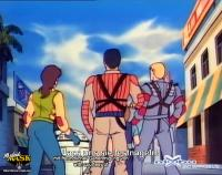 M.A.S.K. cartoon - Screenshot - Vanishing Point 190