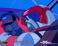 M.A.S.K. cartoon - Screenshot - Vanishing Point 498