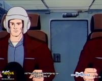 M.A.S.K. cartoon - Screenshot - Vanishing Point 006