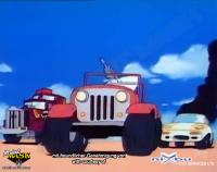 M.A.S.K. cartoon - Screenshot - Vanishing Point 511