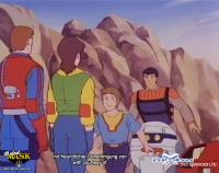 M.A.S.K. cartoon - Screenshot - Counter-Clockwise Caper 663