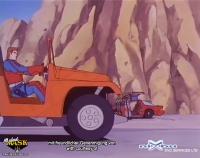 M.A.S.K. cartoon - Screenshot - Counter-Clockwise Caper 516