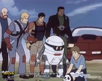 M.A.S.K. cartoon - Screenshot - Panda Power 646