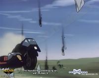 M.A.S.K. cartoon - Screenshot - Panda Power 580