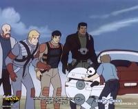 M.A.S.K. cartoon - Screenshot - Panda Power 642