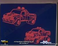 M.A.S.K. cartoon - Screenshot - The Book Of Power 160