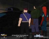 M.A.S.K. cartoon - Screenshot - Blackout 093
