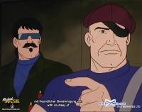 M.A.S.K. cartoon - Screenshot - Blackout 084