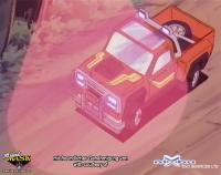 M.A.S.K. cartoon - Screenshot - A Matter Of Gravity 285