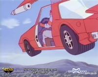 M.A.S.K. cartoon - Screenshot - A Matter Of Gravity 173