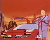 M.A.S.K. cartoon - Screenshot - A Matter Of Gravity 799