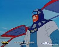 M.A.S.K. cartoon - Screenshot - Deadly Blue Slime 299