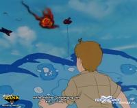 M.A.S.K. cartoon - Screenshot - Deadly Blue Slime 438