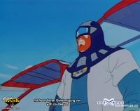M.A.S.K. cartoon - Screenshot - Deadly Blue Slime 298