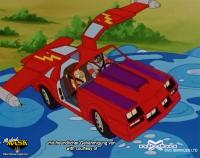 M.A.S.K. cartoon - Screenshot - Deadly Blue Slime 331