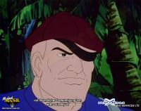 M.A.S.K. cartoon - Screenshot - Deadly Blue Slime 371