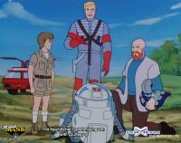 M.A.S.K. cartoon - Screenshot - Deadly Blue Slime 354