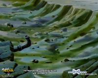 M.A.S.K. cartoon - Screenshot - Deadly Blue Slime 059