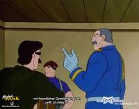 M.A.S.K. cartoon - Screenshot - Deadly Blue Slime 123