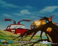 M.A.S.K. cartoon - Screenshot - Deadly Blue Slime 158