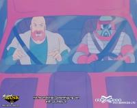 M.A.S.K. cartoon - Screenshot - Deadly Blue Slime 170