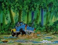 M.A.S.K. cartoon - Screenshot - Deadly Blue Slime 537