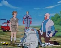 M.A.S.K. cartoon - Screenshot - Deadly Blue Slime 353