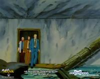 M.A.S.K. cartoon - Screenshot - Deadly Blue Slime 096