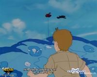 M.A.S.K. cartoon - Screenshot - Deadly Blue Slime 439