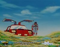 M.A.S.K. cartoon - Screenshot - Deadly Blue Slime 162