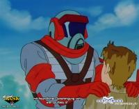 M.A.S.K. cartoon - Screenshot - Deadly Blue Slime 264
