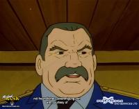 M.A.S.K. cartoon - Screenshot - Deadly Blue Slime 133
