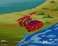 M.A.S.K. cartoon - Screenshot - Deadly Blue Slime 329