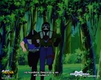 M.A.S.K. cartoon - Screenshot - Deadly Blue Slime 534