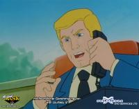 M.A.S.K. cartoon - Screenshot - Deadly Blue Slime 055