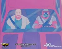 M.A.S.K. cartoon - Screenshot - Deadly Blue Slime 174