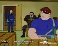 M.A.S.K. cartoon - Screenshot - Deadly Blue Slime 119