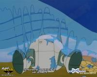 M.A.S.K. cartoon - Screenshot - Deadly Blue Slime 344