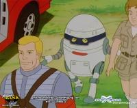 M.A.S.K. cartoon - Screenshot - Deadly Blue Slime 612