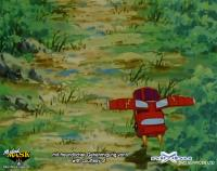M.A.S.K. cartoon - Screenshot - Deadly Blue Slime 140