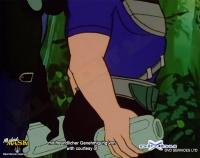 M.A.S.K. cartoon - Screenshot - Deadly Blue Slime 386