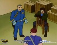 M.A.S.K. cartoon - Screenshot - Deadly Blue Slime 128