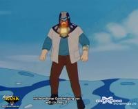 M.A.S.K. cartoon - Screenshot - Deadly Blue Slime 321