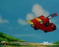 M.A.S.K. cartoon - Screenshot - Deadly Blue Slime 141