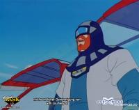 M.A.S.K. cartoon - Screenshot - Deadly Blue Slime 297