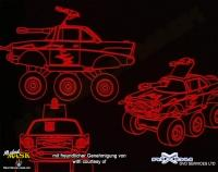M.A.S.K. cartoon - Screenshot - Deadly Blue Slime 191