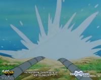 M.A.S.K. cartoon - Screenshot - Deadly Blue Slime 244